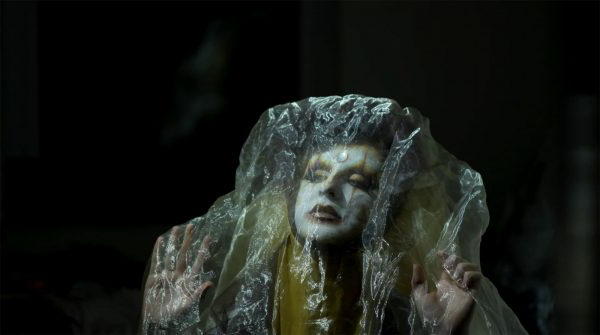 George Hellings - A still from George Hellings' BA Film and Moving Image Production final film from A Queer City