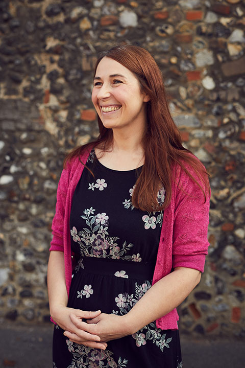 Lynsey White, Animation and VFX Lecturer at Norwich University of the Arts