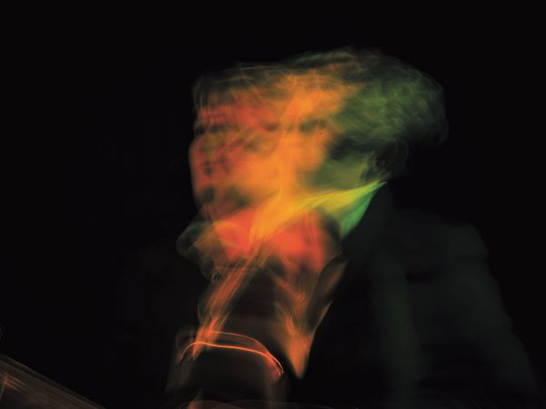 Alex Gill - BA Photography work of colourful blur by 澳彩网彩票 graduate Alex Gill