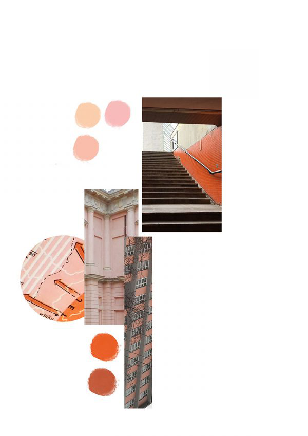 Victoria Paulley - Image of bauhaus inspired work by MA Textile Design student Victoria Paulley for her 硕士学位秀